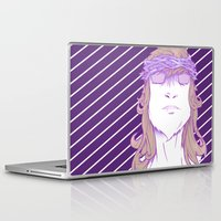 religion Laptop & iPad Skins featuring Alt religion by trenzy