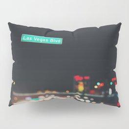 Las Vegas Boulevard ... Pillow Sham