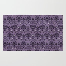 The Haunted Mansion Rug