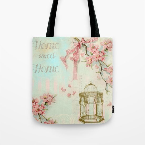 Home Sweet Home #3 Tote Bag