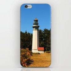 Grays Harbor Light Station iPhone & iPod Skin