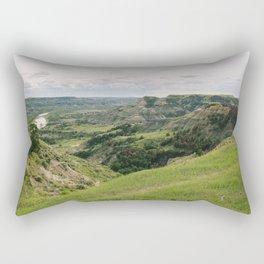 View of Theodore Roosevelt Park Rectangular Pillow