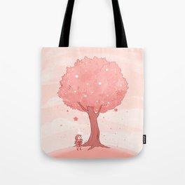 Wishing Tree Tote Bag