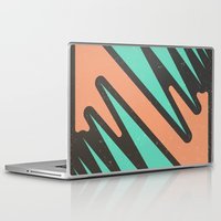 vendetta Laptop & iPad Skins featuring vendetta by Celery Woulise