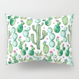 Cactus Oh Cactus Pillow Sham