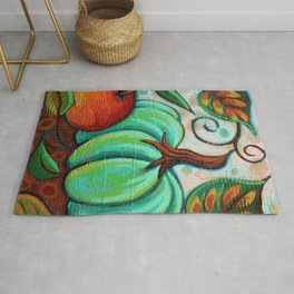 Little Pumpkin Rug
