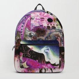 Orion Descending To Styx Backpack