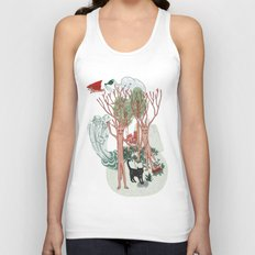 A Stick-Insects Dream Unisex Tank Top