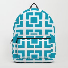 Mid Century Pattern 01B Backpack