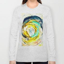 Yellow twister Long Sleeve T-shirt