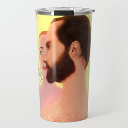 We are the one Travel Mug