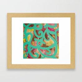 lisal Framed Art Print