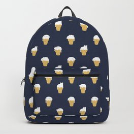 Cats Ice Cream Backpack