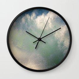 Gamma Ray Wall Clock