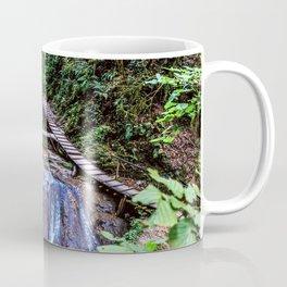 Valley of 33 waterfalls Coffee Mug