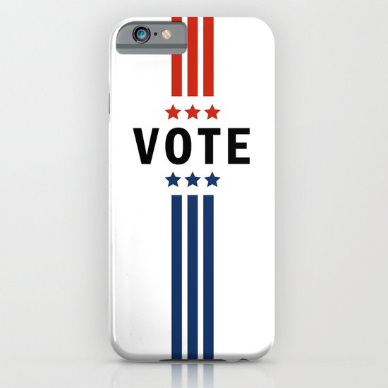Vote iPhone & iPod Case