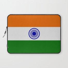 india flag Laptop Sleeve
