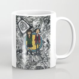 It's a Sick Sad World Daria Coffee Mug