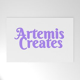 Artemis Creates Main Logo Welcome Mat