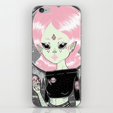 ☽ AMALTEA ☾ iPhone & iPod Skin