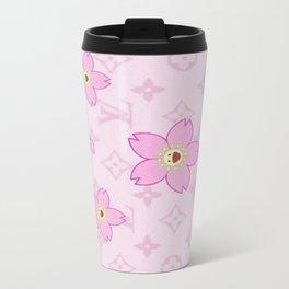 LouisVuitton Pattern Travel Mug