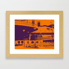 Bridge 27 Framed Art Print