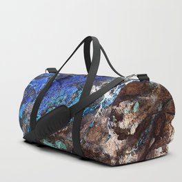 Contrasting Marble 2 Duffle Bag