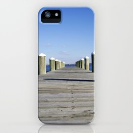 Docks iPhone Case