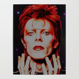 Star Man Poster
