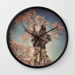 Tree 4 Wall Clock