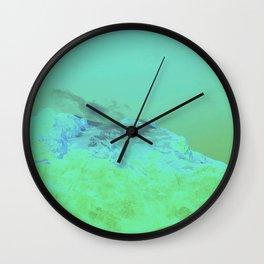 Joffre's Lapse Wall Clock