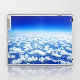 Looking Above the Clouds Laptop & iPad Skin