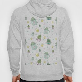 Plants make people happy Hoody