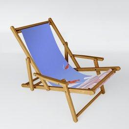 Flying cherry shrimp Sling Chair