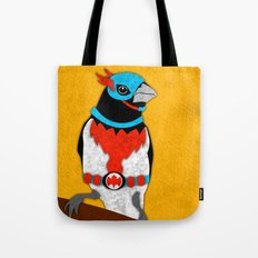 Rose-breasted Grosbeak Tote Bag
