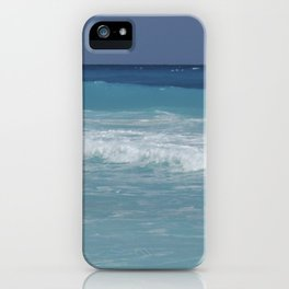 Carribean sea 8 iPhone Case