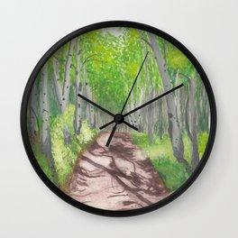 TAFAC.net Portal Painting Wall Clock