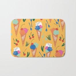 Gelati Dream // Pattern Design // Summer collection Bath Mat