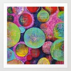 Other Worlds Art Print