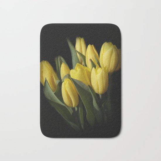 the elegance of spring -3- Bath Mat