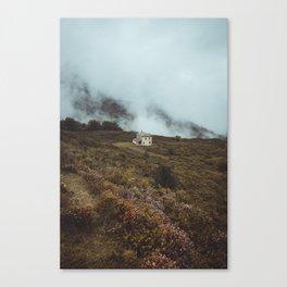 Alternative Living Canvas Print