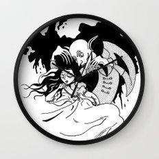 Nosferatu the Vampire Wall Clock
