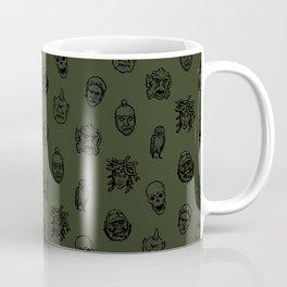 Little Monsters (green) Coffee Mug
