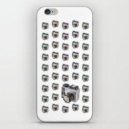 Paper Camera iPhone Skin