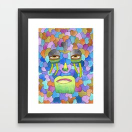 Ultraterrestrial #6 Framed Art Print