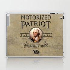 Bioshock Motorized Patriot Laptop & iPad Skin
