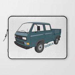 Doka Truck Laptop Sleeve