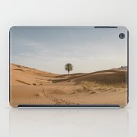 desert iPad Cases featuring Desert  by Gerard Puigmal