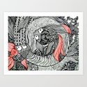FishBowl | Limited Edition of 50 Prints by kaleidodrama