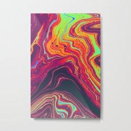 psychedelic art Metal Print